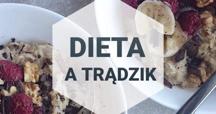 Czy dieta może przyczyniać się do powstawania trądziku?